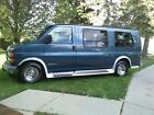 1998 GMC Savana Conversion van for $7900 dollars