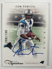 Cam Newton Rookie Cards Checklist and Autographed Memorabilia Guide 16