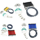 New Oil Cooler Cooling Radiator For 50cc 70cc 90cc 110cc 125cc Dirt Pit Bike ATV