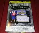2012 Press Pass Sports Town 1 Card Auto Rookie Blaster Box Chase Russell Wilson