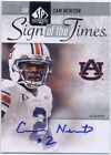 Cam Newton Rookie Cards Checklist and Autographed Memorabilia Guide 18