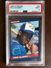 Top 10 Fred McGriff Baseball Cards 19