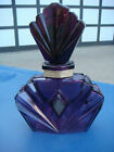 GIANT 12 1 2 ELIZABETH TAYLOR PASSION PERFUME FACTICE DISPLAY GLASS BOTTLE MINT