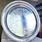 Beautiful Large Antique 15 Wm Rogers Silverplate Tray 172