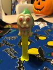 1998 Slimey Sid Ghost Pez Candy Dispenser 4.966.305 Made in Slovenia