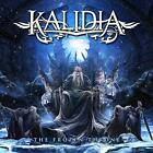 Kalidia - The Frozen Throne - ID3z - CD - New