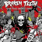 Broken Teeth - At Peace Amongst Cha - ID23w - CD - New
