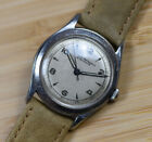 Vintage GIRARD PERREGAUX Gyromatic Stainless Steel Automatic Watch SERVICED