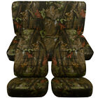 Designcovers Seat Covers Front  Rear Fit 87 95 JP Camo 100