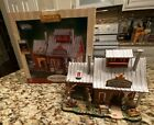 2005 Lemax Vail Village Maple Grove Sugar Shack 55235 Lighted Building