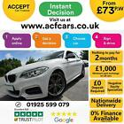 2016 WHITE BMW M235i 30 T SPORT PETROL MANUAL 2DR COUPE CAR FINANCE FR 73 PW