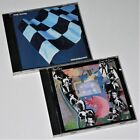 THE CARS ~ 2 CD Lot ~ PANORAMA & DOOR-TO-DOOR ~ VGC ~ Ric Ocasek Benjamin Orr