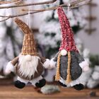 1 2 10Pack Christmas Ornament Knitted Gnome Doll Xmas Tree Hanging Pendant Decor