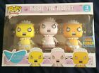 Funko Pop Animation ROSIE THE ROBOT 3-Pack SDCC 2017 The Jetsons