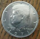1971 D KENNEDY Half Dollar coin clad NO Silver UNC free ship