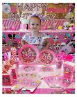 192 pcs LOL Party Supplies Set birthday decorations kit disposable tableware