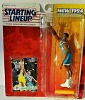 ALONZO MOURNING 1994 Starting Lineup Charlotte Hornets Kenner Basketball Figure