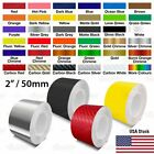 1 2 3 4 Roll Vinyl Pinstriping Pin Stripe Solid Line Car Tape Decal Stickers