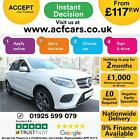 2016 WHITE MERCEDES GLE250D 21 AMG LINE PREMIUM 4MATIC CAR FINANCE FR 117 PW