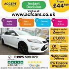2014 WHITE FORD MONDEO 22 TDCI 200 TITANIUM X SPORT DIESEL CAR FINANCE FR 44PW