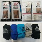 Lot of 2 Reebok Men's Low Rise Briefs Underwear 5 Pack Small Multi Color