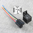Starter Relay Switch w/ Connector for Harley Davidson Big Twin Sportster 1980-93