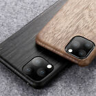 Sancore Luxury Native Wood Grain Solid Crude Texture Case For iPhone 11 Pro Max