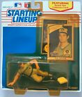 1990 KENNER STARTING LINEUP MLB PAUL MOLITOR MILWAUKEE BREWERS MOC
