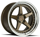 18X95 5x108 AODHAN DS05 BRONZE MACHINE MADE FOR FORD VOLVO JAGUAR