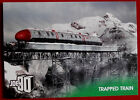 JOE 90 - TRAPPED TRAIN - Card #24 - GERRY ANDERSON COLLECTION - Unstoppable 2017