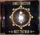 James Christian  Meet The Man 2004 CD / FR CD 210 / House of Lords / Pata