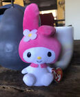 TY MY MELODY BEANIE BABY  (HELLO KITTY SANRIO) with TAGS