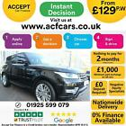 2014 BLACK RANGE ROVER SPORT 30 SDV6 HSE DIESEL AUTO CAR FINANCE FR 129 PW