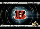 2015 Topps Football Road to Victory Promo Redemption Details 14