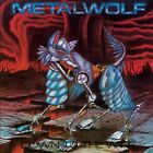 METALWOLF CD - Down to the Wire  1986  CLASSIC U.S. MELODIC METAL  indie