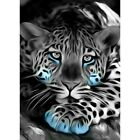 5D DIY Full Drill Diamond Painting Leopard Cross Stitch Kits Art Wall Decor Gift