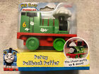 Fisher Price My First Thomas & Friends Percy Pullback Puffer Tank Engine 18m+