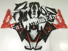 Fit for 2010-2015 Aprilia RSV4 1000 Black Red ABS Injection Mold Fairing Kit