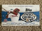 FACTORY SEALED 2013 Topps Pro Debut Minor League Baseball Hobby Box 24 Packs