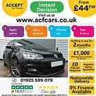 2016 BLACK VW POLO 14 TDI 90 R LINE DIESEL MANUAL 5DR CAR FINANCE FR 44 PW