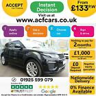 2018 BLACK RANGE ROVER EVOQUE 20 TD4 180 HSE DYNAMIC 4WD CAR FINANCE FR 133 PW