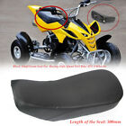 1ATV Cushion Foam Seat Kids Buggies Racing Mini Bike For 50cc 70cc 110cc 125CC