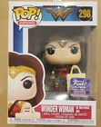 Wonder Woman w Hollywood Bag DC Hollywood Store Exclusive Funko Pop**