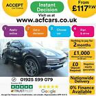 2014 BLACK PORSCHE CAYENNE 30 D V6 PLATINUM EDITION CAR FINANCE FR 117 PW