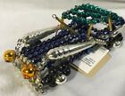 Christopher Radko Beaded Ornament ~ VINTAGE CLASSIC CAR ~ w/tag