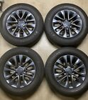 SET OF 18 Lexus GX460 Graphite OEM Genuine Factory Wheels Rims 74297 WITH CAPS