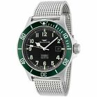 Glycine Men's 3908.191AT2.V1.MM Combat Sub Automatic 42mm Black Dial - GL0 Watch