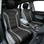 Car Seat Covers Futuristic Leather Seat Cushions Front Universal Fit