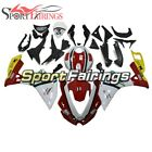 Complete Plastic Fairings For Aprilia RS4 50 2012 2013 2014 RS125 Red White Hull