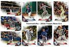 2016 Topps New Era Baseball Cards - Updated Parallels & Pack Odds 12